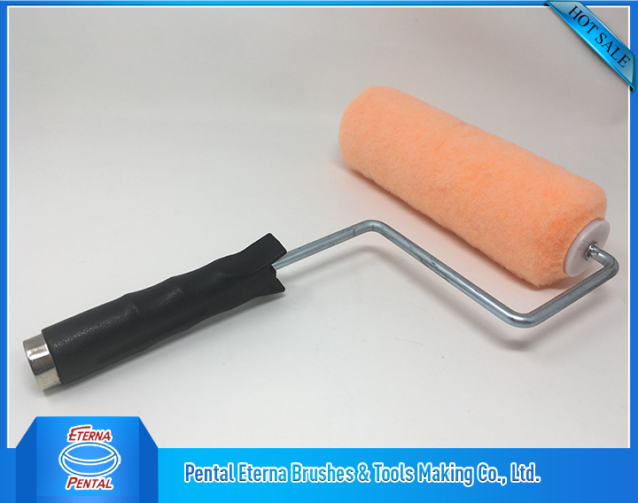plastic handle paint roller