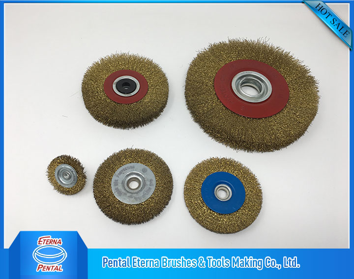 HNAK-1  Wire Cup Brush