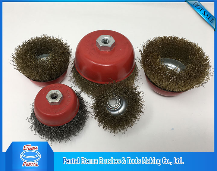HNAK-2  Wire Cup Brush