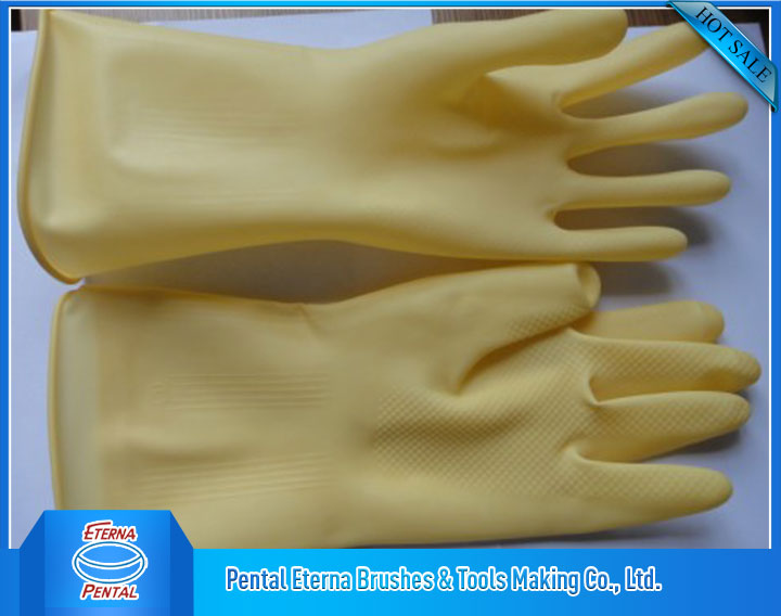 Industial Latex Gloves WJRJ-0004