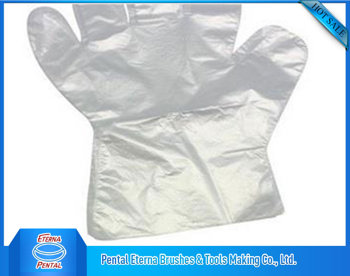 Disposable HDPE Gloves TCSJ-0001