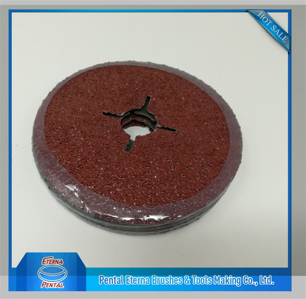 Metal-steel aluminium Oxid Flap Disc