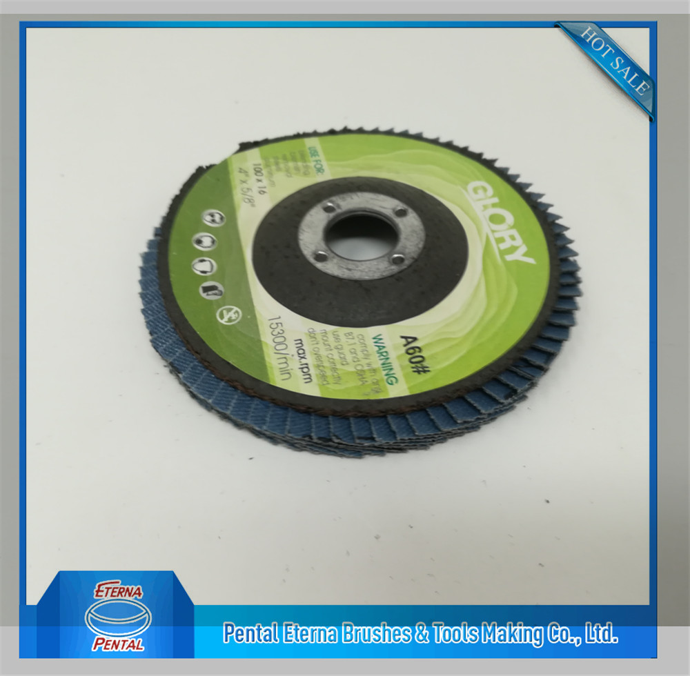 Zirconia Oxid Flap Disc