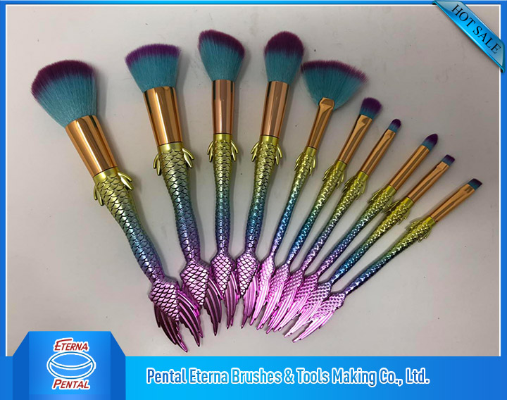 Cosmetic brush-CB-033-DGYLD